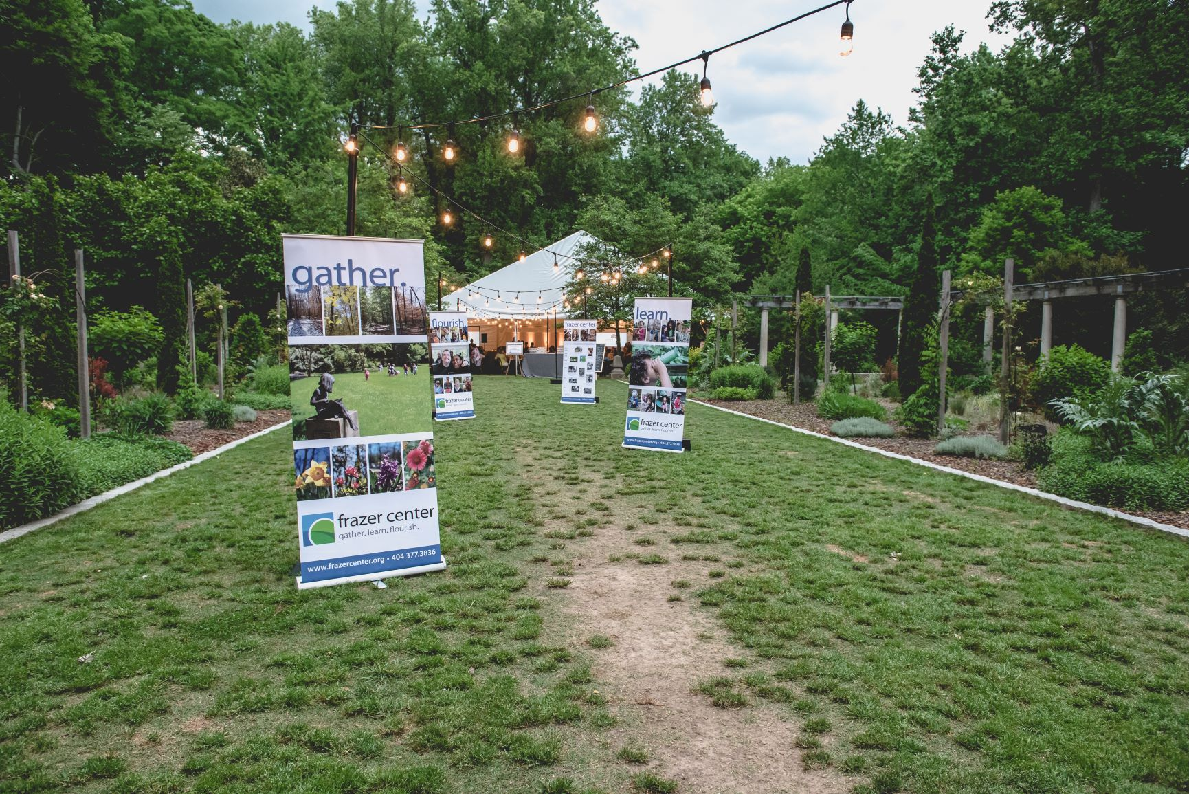 Gather in the Gardens 2019. Photo by Allison White of Familiar Roots Photography