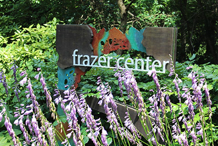 Frazer Center sign